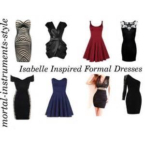 One Shoulder Draped Cocktail Dress Isabelle Lightwood Inspired Formal Dresses Polyvore