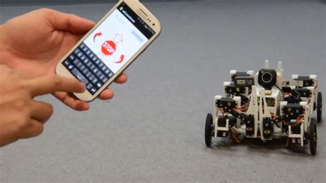 mobile robotics self transforming mobile robot