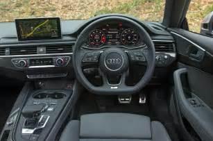 Audi S5 Interior Audi S5 Review 2017 Autocar