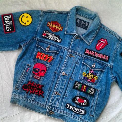 Patched Denim Jacket best 25 patched denim ideas on patch