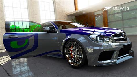 Car Wallpaper Dump Reddit Nfl by My Seahawks Mercedes Amg Forza 5 Go Hawks Seahawks