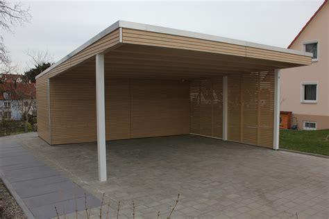 Bauhaus Carport Holz by Carports Mit Pfiff