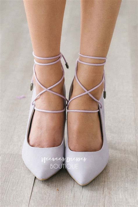 Sandals With Heels For by Soft Lilac Lace Up Heels Boutique Shoes And Sandals And Summer Sandals And Shoes