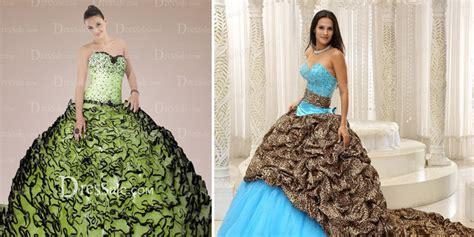 imágenes de vestidos de novia feos los vestidos de quincea 241 era m 225 s feos que jam 225 s hayas visto