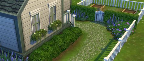 build  starter home   sims  sims