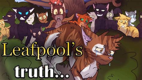 A Secret Revealed a secret revealed leafpool day 5 warrior cats