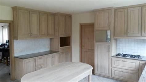 eiken keuken renoveren meubelrenovatie renovatie van een eiken keuken eetplaats