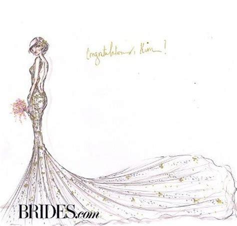 12 desainer buat sketsa gaun pengantin untuk