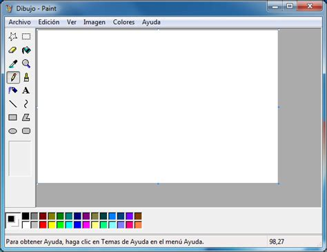 painting for windows 7 netkuup paint de windows xp en windows 7 espa 241 ol