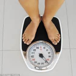 bathroom scales in stones and pounds want to stay slim weigh yourself every week daily mail