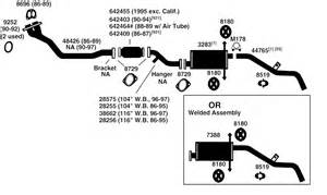 Nissan D21 Exhaust System Diagram Nissan Datsun D21 Hardbody Exhaust Diagram From