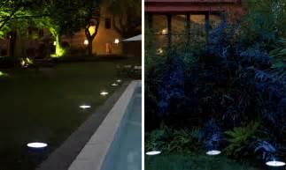 led lights exterior led outdoor lights pollicino from antonangeli digsdigs