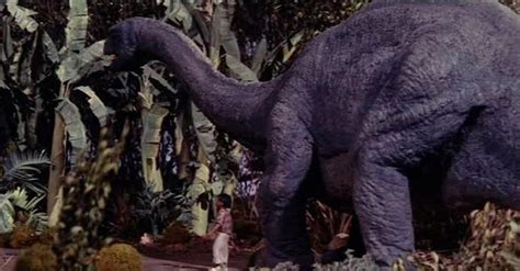 film dinosaurus vs buaya dinosaurus 1960 movie review parlor of horror