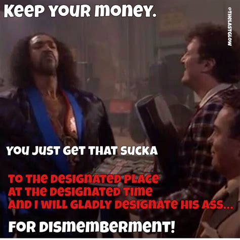 Sho Nuff Meme - the last dragon sho nuff quotes quotesgram