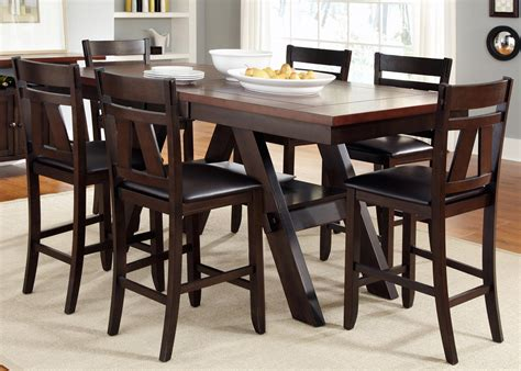 Kitchen High Table And Chairs by Counter High Kitchen Table And Chairs Home Design Interior
