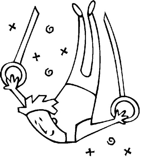 olympic gymnastics coloring pages free olympic gymnastics coloring pages