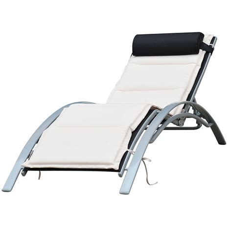 Reclining Outdoor Lounge Chair by Top 15 Of Chaise Lounge Reclining Chairs For Outdoor