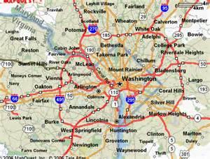 washington dc map of cities pin washington dc state flag on