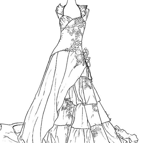 wedding coloring pages 11 coloring kids printable color pages for kids weddings dresses wedding