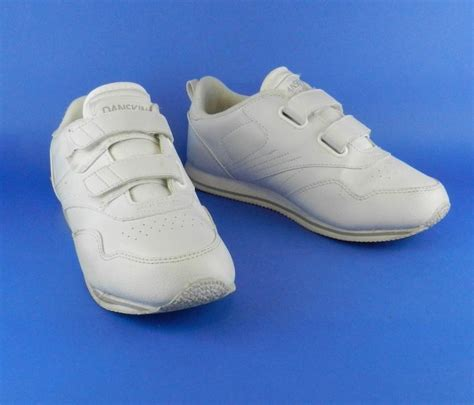 athletic attic shoes shoes athletic sneakers work or walk danskin betty white