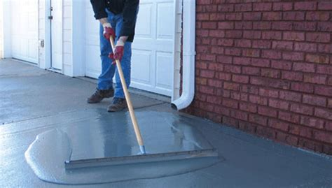 Concrete Floor Repair Resurface And Patch Concrete Surfaces