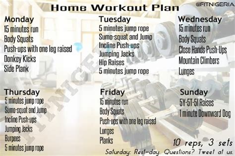 free home workout plans smalltowndjs