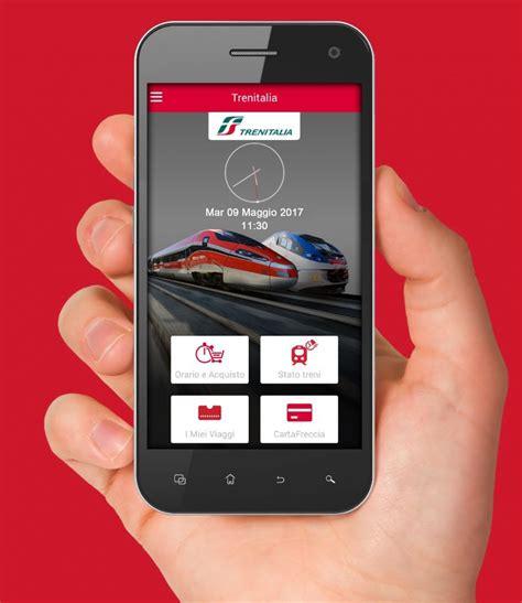 trenitalia tempo reale mobile la app di trenitalia avvisa su ritardi e problemi