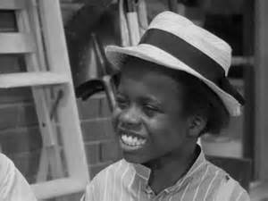 Billie buckwheat thomas in unexpected riches 1942