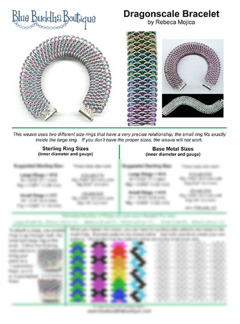 c tutorial advanced pdf chainmaille tutorial dragonscale advanced pdf from