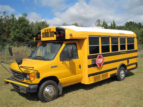 used church bus for sale