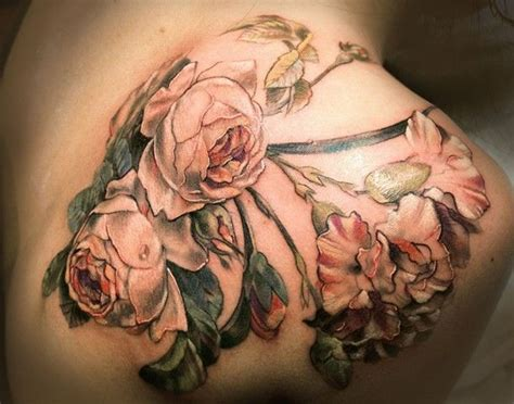 vintage rose tattoos freespywarefixescom antique tattoos and piercings