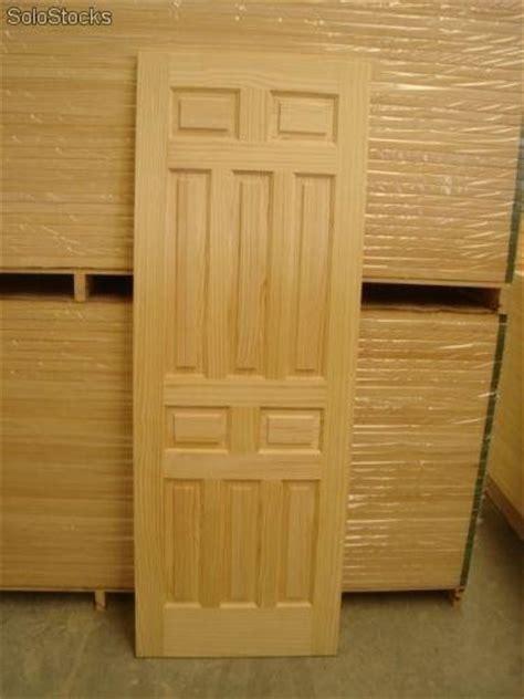 puertas de madera macizas