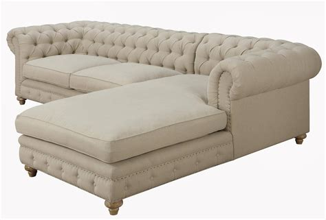 tufted sectional sofa chaise awesome tufted sectional sofa chaise sectional sofas