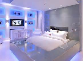 neon blue bedroom www imgkid the image kid has it