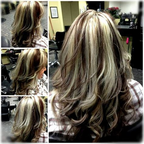 how to make your lowlights fade 724 best images about hair styles on pinterest chunky
