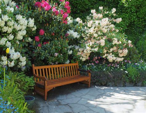 garden sitting bench 60 garden bench ideas