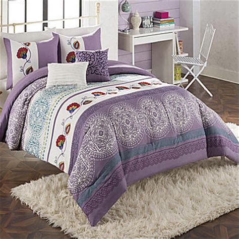 jcpenney twin comforter sets jcpenney vue cayman medallion comforter set