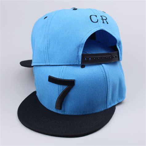Baseball Cap Ready Stock Topi Baseball 7 2017 new cristiano ronaldo cr7 blue baseball caps hip hop sports snapback hat unisex flat brim