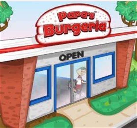 papas pancakeria play the girl game online mafacom papa s burgeria free game at kissinggames com