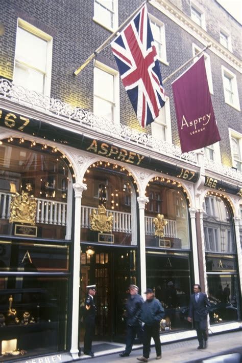 of bond retailers asprey new bond shopping gifts and