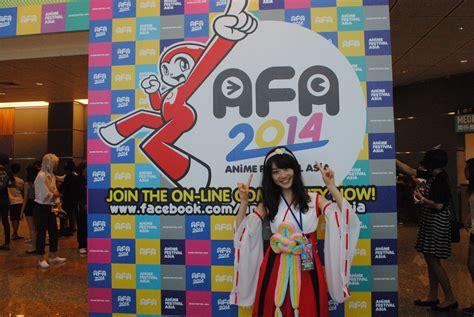 anime festival asia 2014 singapore afa singapore 2014 review a grand gathering of japanese