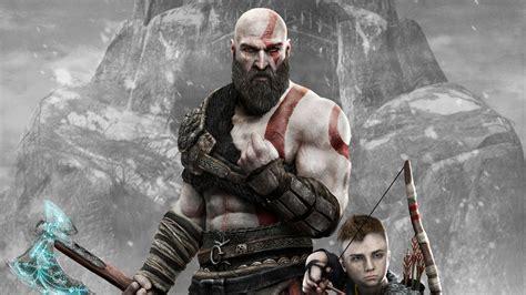 kratos  atreus god  war    p