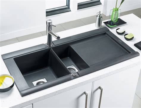 Astracast Evier by Astracast Geo Comp Rok Metallic Inset Sink And Accessories