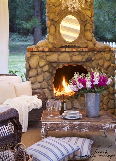 Country Cottage Fireplaces by Country Frame Cottage Dining Room Ideas Fireplaces