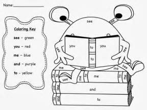 sight word coloring pages sight word colouring pages images