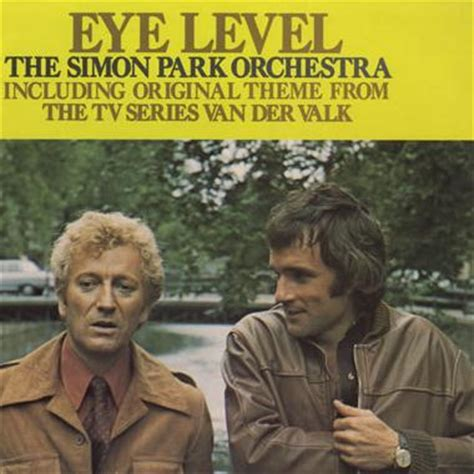 theme music van der valk eye level theme from van der valk sheet music by simon