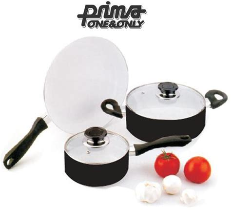 Sauce Pot 22cm C 160022 pots prima one only 5 induction pot set with