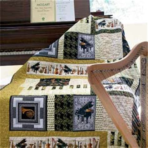 music themed quilt patterns sew in love with fabric music lover s delight
