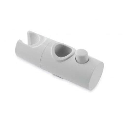 Shower Height Adjuster by White Shower Height Adjuster