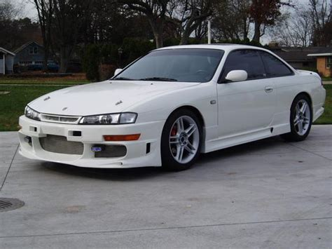 1998 nissan 240sx modified jsis300 1998 nissan 240sx specs photos modification info